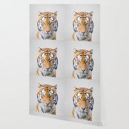 Tiger - Colorful Wallpaper