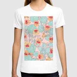 Lily Pond #society6 #decor #buyart T-shirt