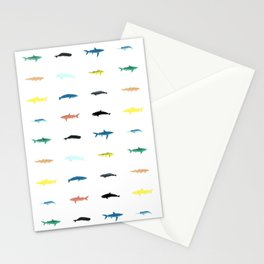 Swimmers Stationery Cards