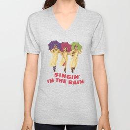 Singin in the Rain Unisex V-Neck