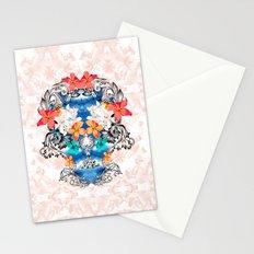 Hawaiian Skull Stationery Cards