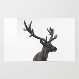 Single Deer Rug