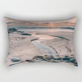 PASTEL SUNSET Rectangular Pillow