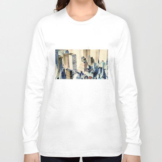 Be careful, we watch you! Long Sleeve T-shirt