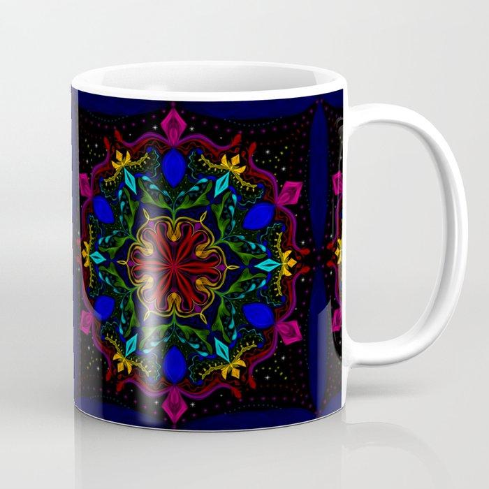 Carnival of Twisted Rainbows Coffee Mug