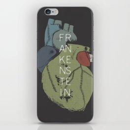 BOOKS COLLECTION: Frankenstein iPhone Skin