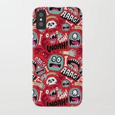 AAAGHHH! PATTERN! iPhone X Slim Case