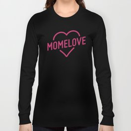 Pink Mome Love Long Sleeve T-shirt