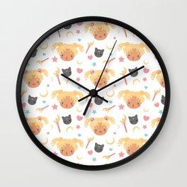 Sailormoon Wall Clock