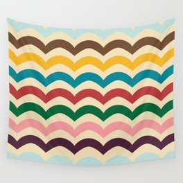 sweet summer waves Wall Tapestry
