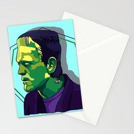 The Monster's of Frankenstein Stationery Cards