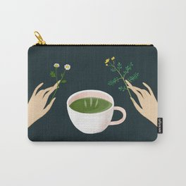 Magical Herbal Tea Carry-All Pouch