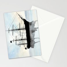 HMS Victory Watercolour Stationery Cards