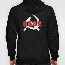 U.S.S.A. Hoody