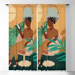 Salon No. 3 Blackout Curtain