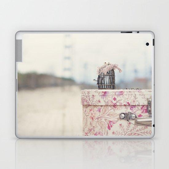 Vintage travel Laptop & iPad Skin
