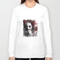 harley Long Sleeve T-shirts featuring Harley Quinn by ururuty