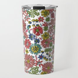 Ravel Floral (Bold) Travel Mug