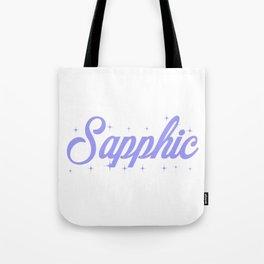 Sapphic Tote Bag