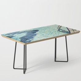 Summertime swimming Coffee Table