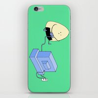 video games iPhone & iPod Skins featuring Onigiri video games! by RAIKO IVAN雷虎
