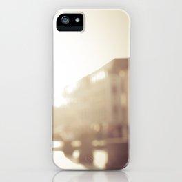 Hazed iPhone Case