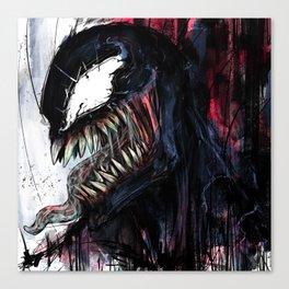 We are Venom. Canvas Print
