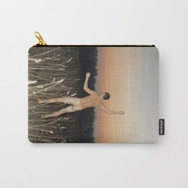 The Sunset Sky Carry-All Pouch