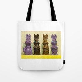 Hippity Hoppity Tote Bag