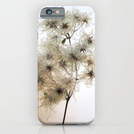 Florales · plant end 8 iPhone Case
