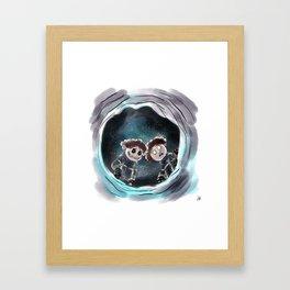 Coraline Wybie Framed Art Print