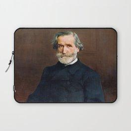 Giuseppe Verdi (1813 – 1901) by Giovanni Boldini (1842 - 1931) Laptop Sleeve