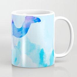 Abstract Camel Coffee Mug