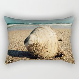 Sea Shells Upon the Shore Rectangular Pillow