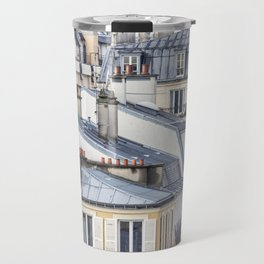 Paris Rooftops Travel Mug