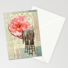 The tenacity of love Stationery Cards