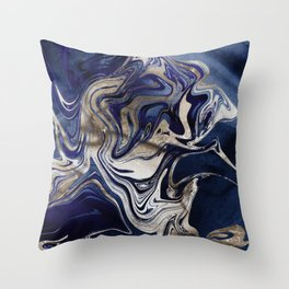 Atlantis Throw Pillow