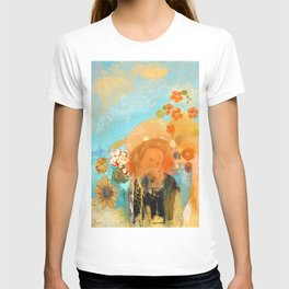 "Odilon Redon ""Evocation of Roussel"" T-shirt"