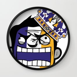 Los Angeles Rabid Team Logo Wall Clock