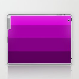 Deep Purple Violet - Color Therapy Laptop & iPad Skin