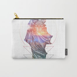 Spirit of the Bat Carry-All Pouch