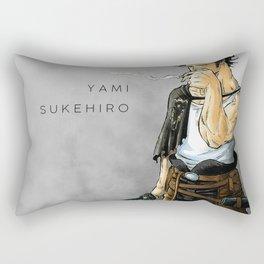 Black Clover Rectangular Pillow