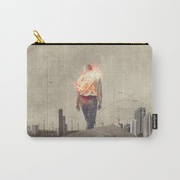 These cities burned my soul Carry-All Pouch