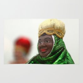 African Wise Men Rug