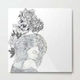 Danitsa Metal Print