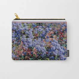CEANOTHUS JULIA PHELPS ABSTRACT Carry-All Pouch