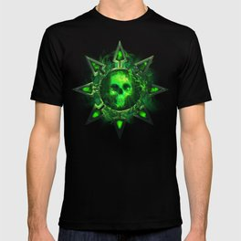 Chaos Icon - Nurgle T-shirt