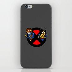 Mutant Time iPhone & iPod Skin