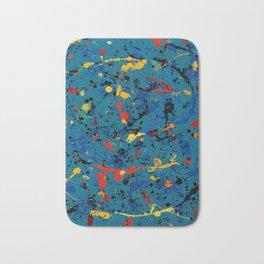 Abstract #902 Bath Mat