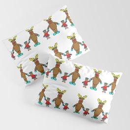 Cute christmas buddies pattern Pillow Sham